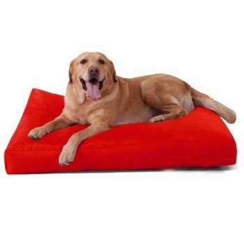 Pelech Bigdog červený 90X50X20cm EMI