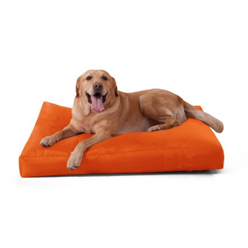 Pelech Bigdog oranžový 90X50X20cm EMI