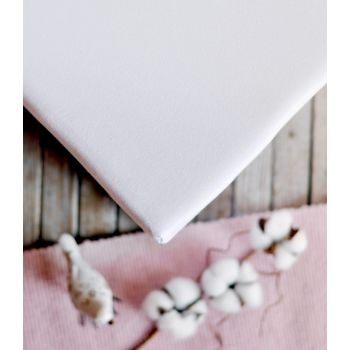 Plachta posteľná biela Superstretch EMI