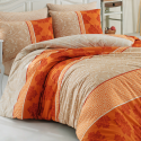 Obliečky bavlnené Harem oranžové