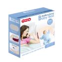 Multifunkčné hniezdo pre bábätka bordové Baby Bed ibaby