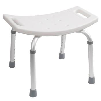 Stolička do sprchy Chair biela AWD