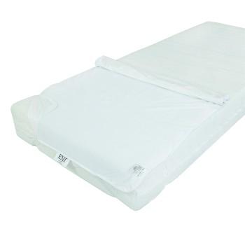 Plachta posteľná nepremokavá biela EMI