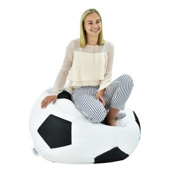 sedací vak futbalová lopta