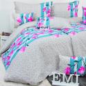 Obliečky bavlnené Magnoli ružové EMI