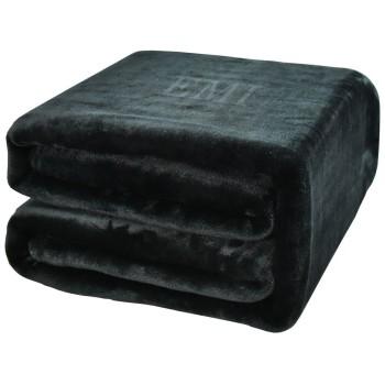 Deka čierna 150 x 200 cm EMI