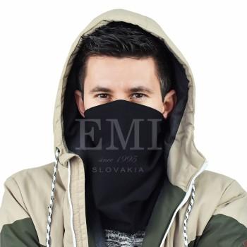 Kukla Buff čierna EMI