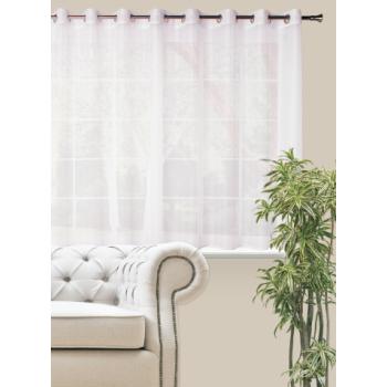 Záclona Diana 290 x 160 cm biela