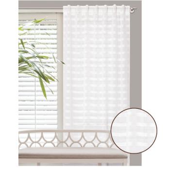 Záclona Verso 140 x 245 cm biela