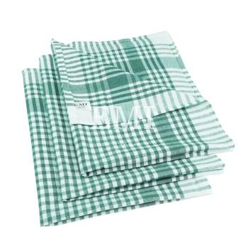 Utierky na riad zelené set 3 ks EMI