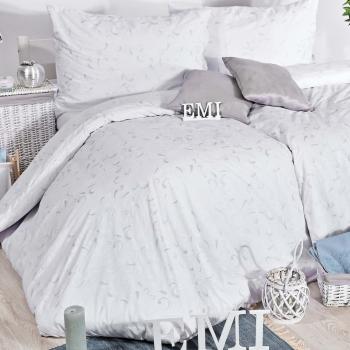 Obliečky bavlnené Crystal biele EMI