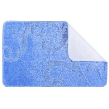Kúpeľňová predložka 50x80 Vega modrá