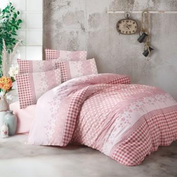 Obliečky bavlnené Alis ružové EMI