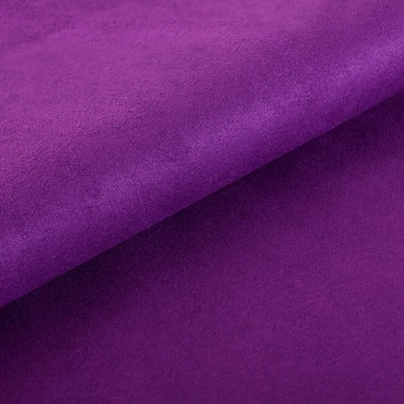 Metráž semiš fialový S7 EMI
