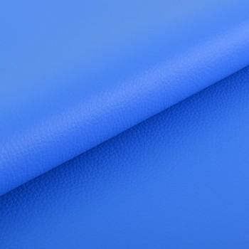 Metráž ekokoža modrá EMI