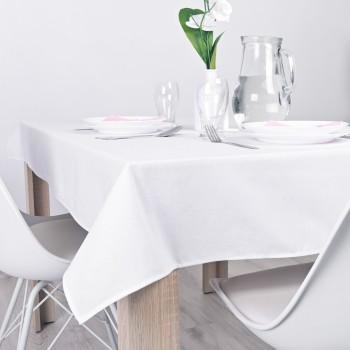 Obrus na stôl biely Classic 140x100 cm EMI
