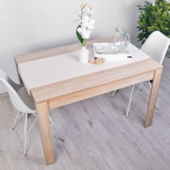 Behúň na stôl krémový Damal 45x140 cm EMI