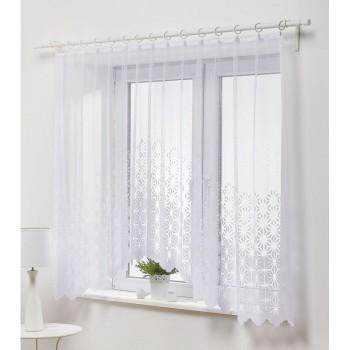 Záclona Monia 300 x 150 cm biela