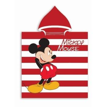 Detské pončo Mickey Mouse 50x100 cm FARO