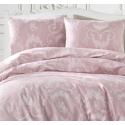 Obliečky bavlnené Ottorino ružové