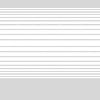 Sprchový záves Stripes 180x180 cm AWD