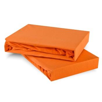jersey plachta oranžová