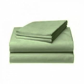 Plachta posteľná olivová pevná EMI