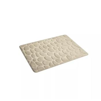 Kúpeľňová predložka 50x80 Naos béžová EMI