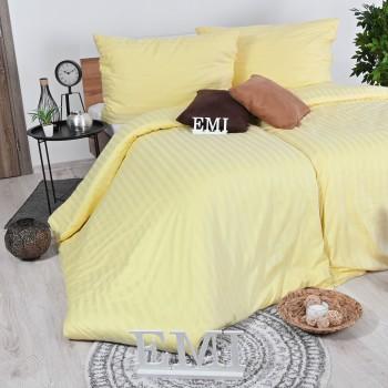 Obliečky damaškové žlté EMI