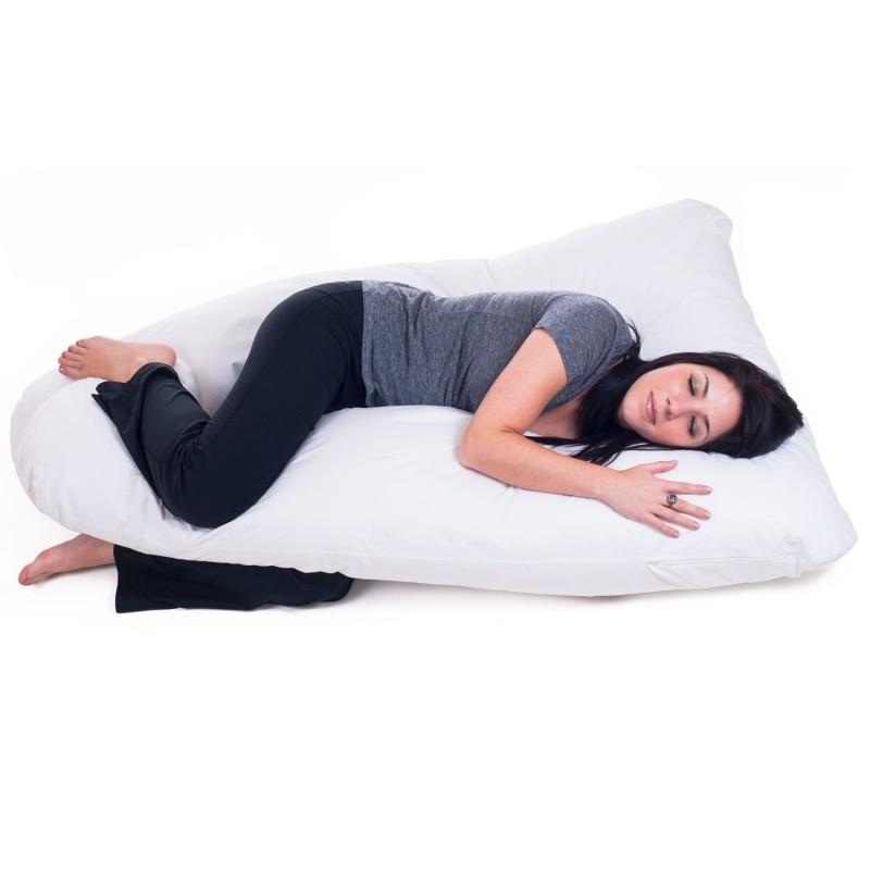 tehotenský vankúš komfort U