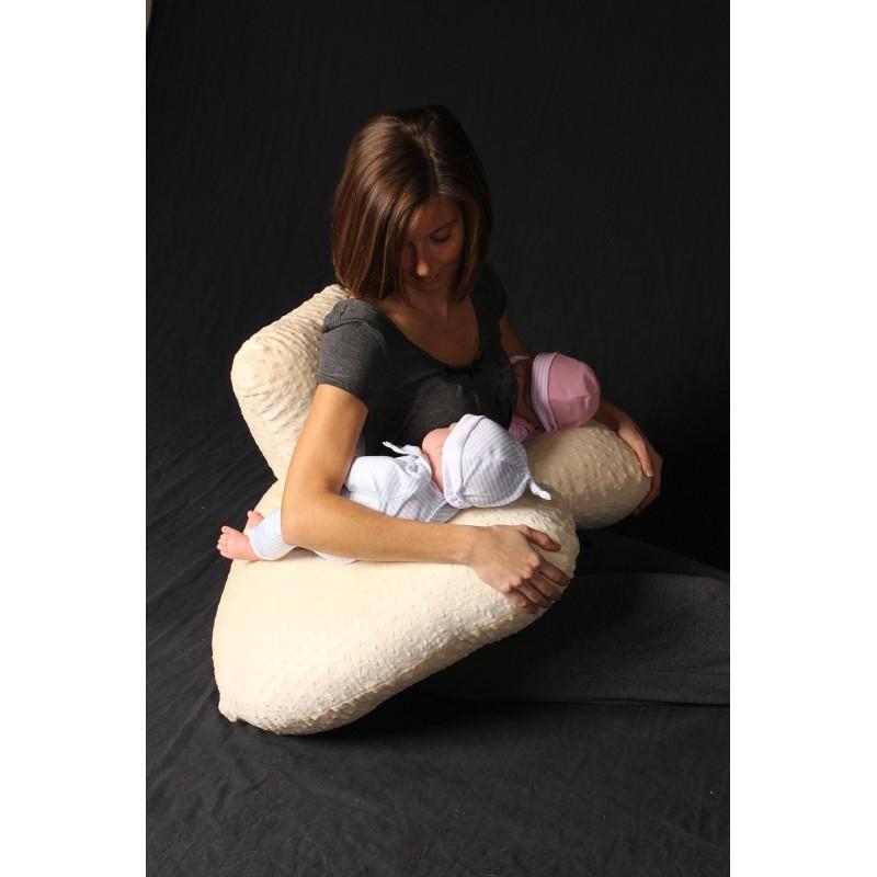 tehotenský vankúš a dojčiaci vankúš