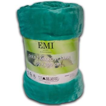 Deka zelená EMI