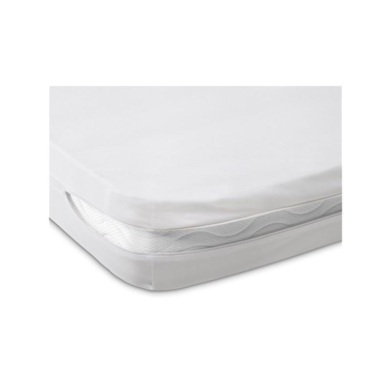 Chránič na matrac nepremokavý biely EMI