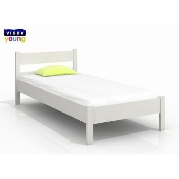 Detská posteľ Loken biela Visby