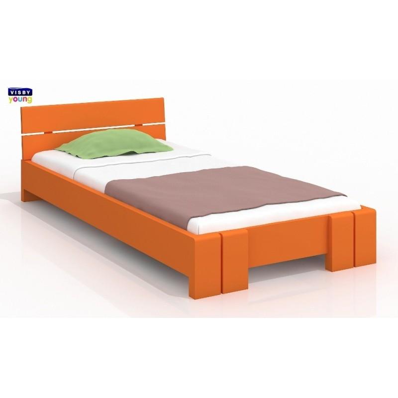 Detská posteľ Arhus oranžová Visby