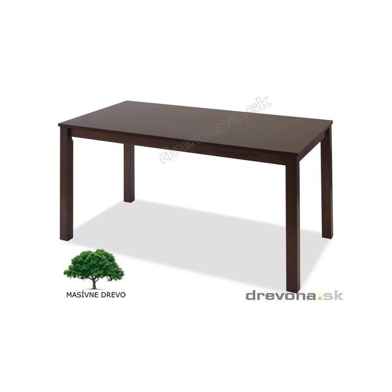 Stôl wenge drevený masív Drevona