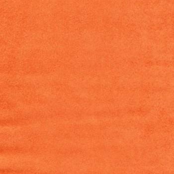 Metráž semiš oranžový S9 EMI