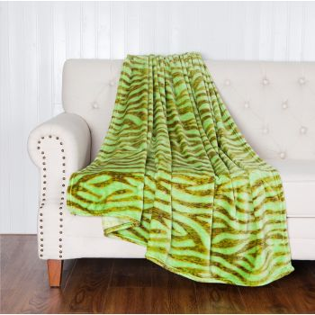 Deka zelená Popular 150x200 cm EMI