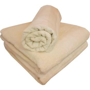 Osuška bavlnená krémová 70x140 EMI