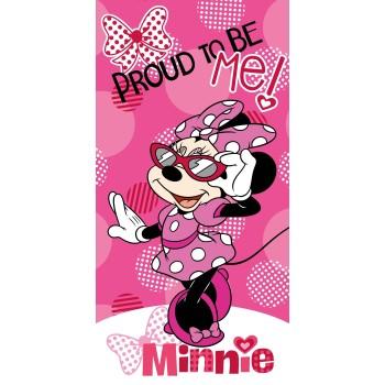 Faro detská osuška Minnie Mouse 70x140 cm