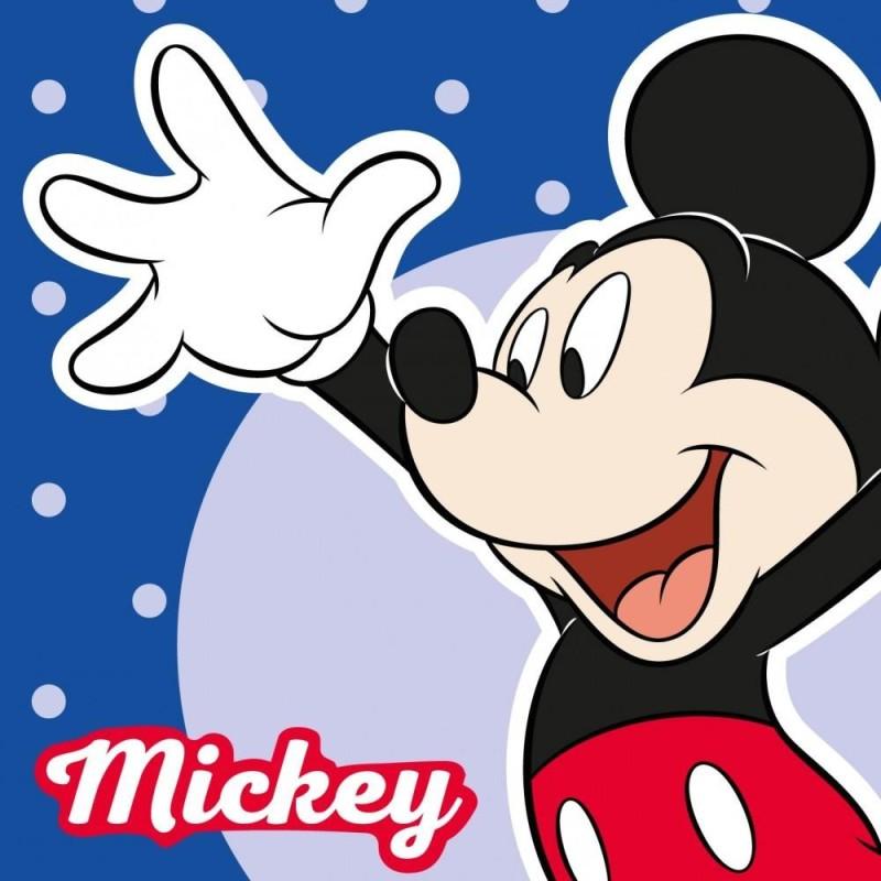 Detský uterák FARO Mickey Mouse 30x30 cm