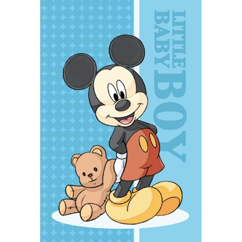 Detský uterák Mickey Mouse 40x60 cm