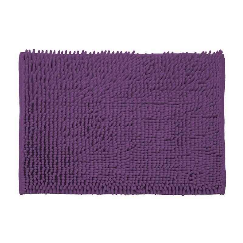 AWD Interior koberček kúpeľňový 40x60 cm fialový