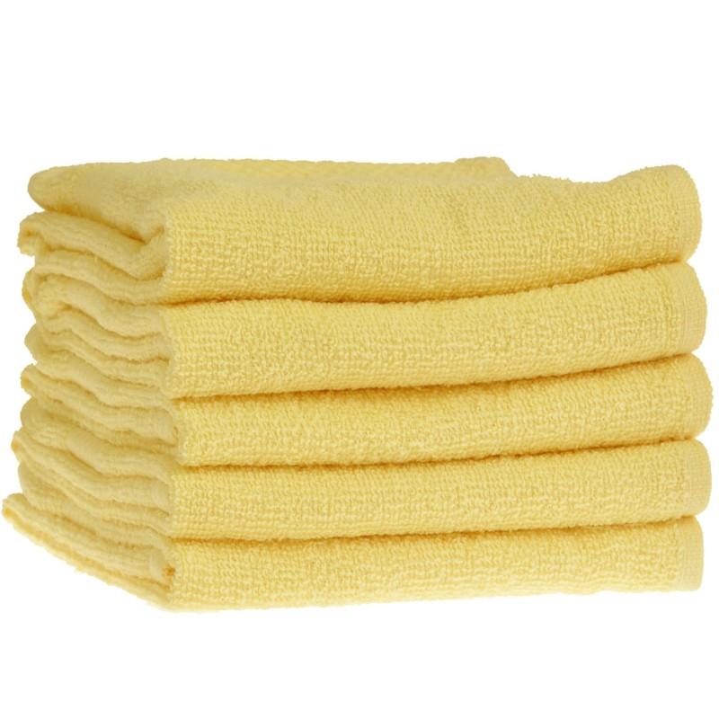 Detský uterák bavlnený 30x50 marhuľový EMI