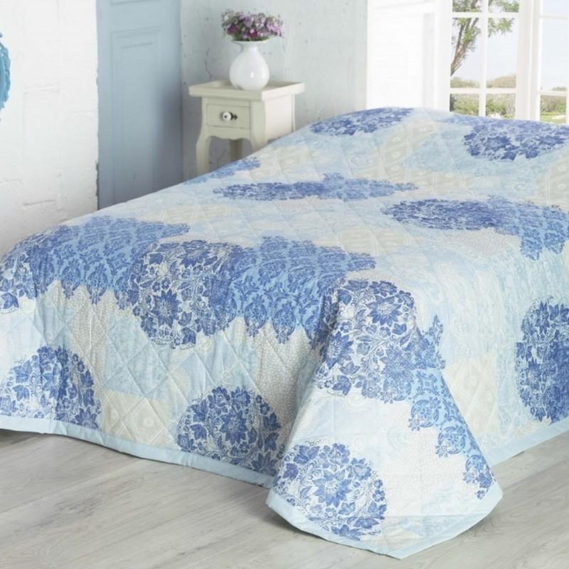 Pehoz na posteľ Ottorino modrý Night In Colours