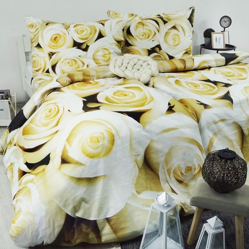 postelne obliečky bavlnené EVA V1