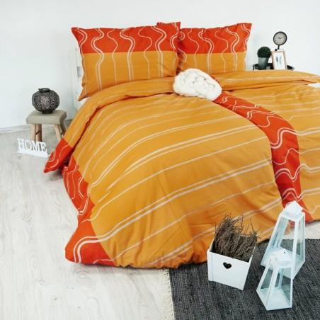 Obliečky vlny oranžové EMI