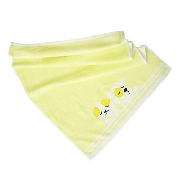 Detská osuška Baby žltá