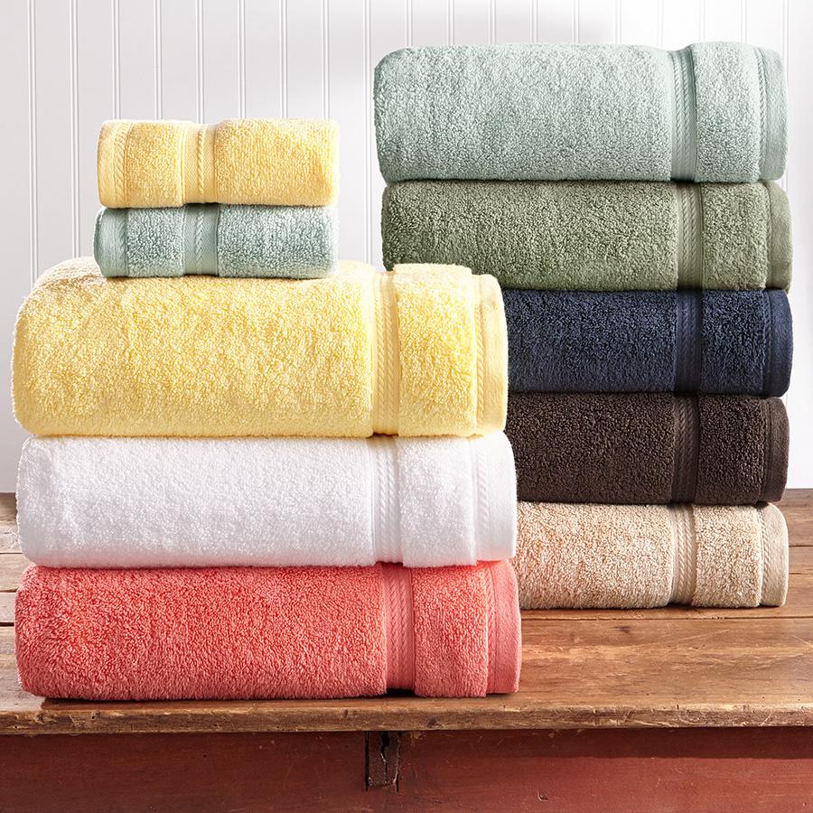 bambusové ručníky