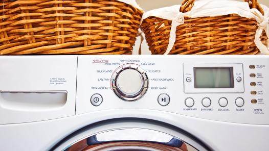 Pranie bavlnených obliečok